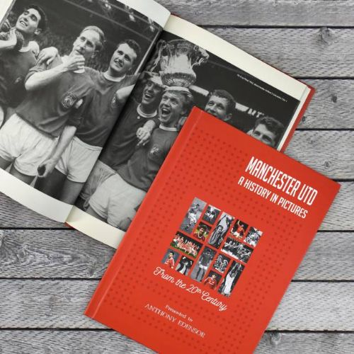 Personalised Manchester United: A History In Pictures